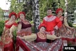 Коллектив из Брянской области России