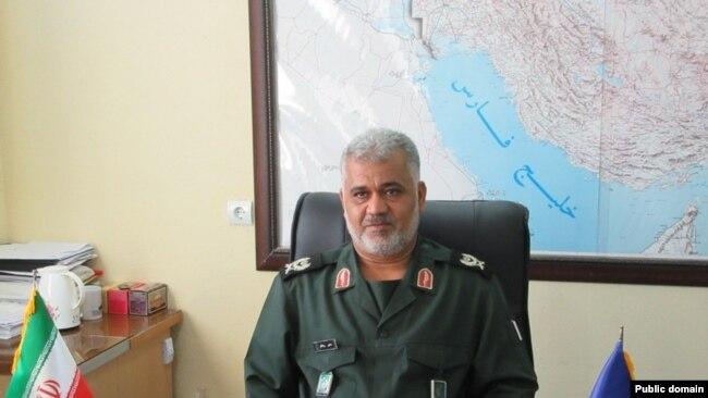 Mansour Ravankar, IRGC Naval Commander, Asalouyeh