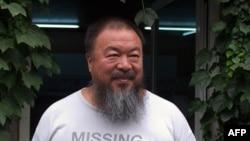 Известный китайский диссидент, скульптор, художник и архитектор Ай Вэйвэй. Иллюстративное фото.