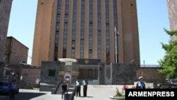 Երևանում ՌԴ դեսպանատունը, արխիվ