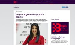 Nigar Arpadarai: Əlbəttə, Formula-1 gələn il də Bakıda keçiriləcək
