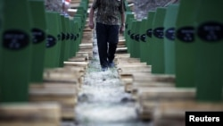 Srebrenica 10. jula 2012.