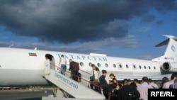 Обычные авиарейсы могут стать опасными для пассажиров, пользующихся московским аэропортом Шереметьево