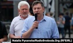 Ігор Ейдман, представник Форуму російськомовних європейців