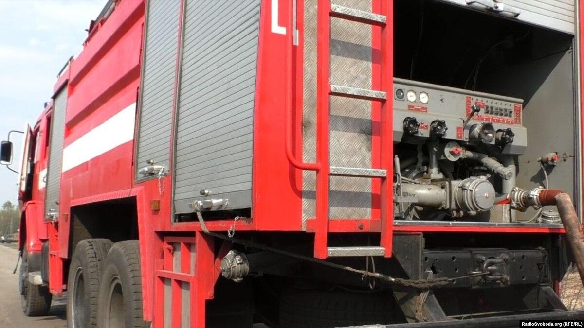В Калуше после пожара на химзаводе заявили об отсутствии пострадавших и опасностей