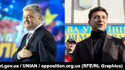 Раніше Зеленський закликав Порошенка взяти участь у дебатах на стадіоні «Олімпійський» у Києві