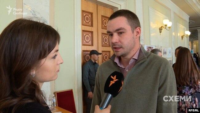 Народний депутат Павло Якименко про родинні успіхи в бізнесі говорить не надто охоче