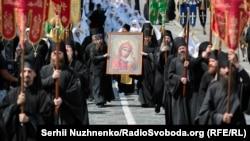 Хресна хода УПЦ (МП) 27 липня