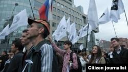 """""""Марш Миллионов"""". Москва, 15 сентября 2012 г"""