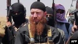 عمر الشیشانی یکی از قوماندانان مهم گروه داعش