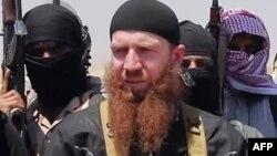 Тархан Батрашвили, Умар әл-Шишани деген атпен белгілі ИМ командирлерінің бірі.