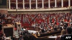 Ֆրանսիայի Ազգային ժողովի նիստը, արխիվային լուսանկար