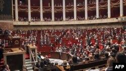 Ֆրանսիայի Ազգային ժողովը նիստի ժամանակ, արխիվային լուսանկար