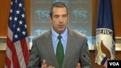 مارک تونر، سخنگوی وزارت امور خارجه آمریکا،