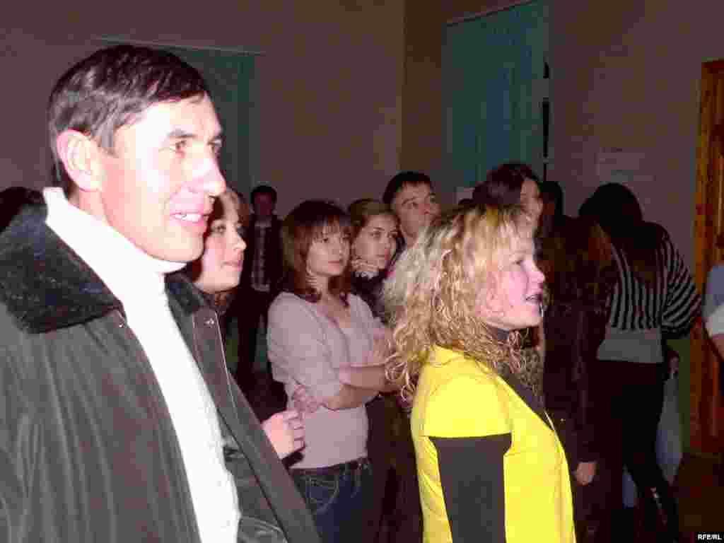 Арча районы Хәсәншәех авылында татар дискәтүге
