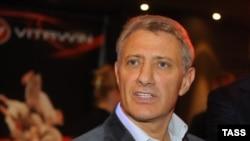 Российский бизнесмен Борис Ротенберг.