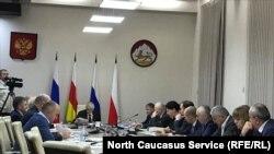 Парламент Северной Осетии
