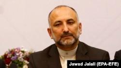 د افغانستان د بهرنیو چارو سرپرست وزیر حنیف اتمر