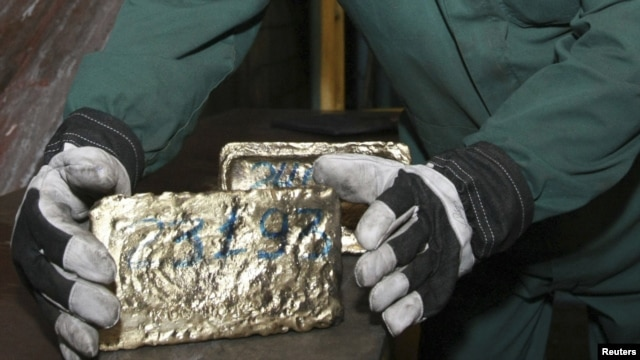 Kumtor is aiming to produce an average of 650,000 ounces of gold a year for the next decade.