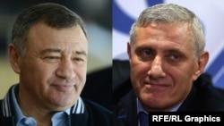Братья Аркадий и Борис Ротенберги