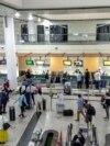 Վրաստան - Թբիլիսիի միջազգային օդանավակայանը, նոյեմբեր, 2020թ․
