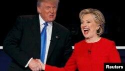 Donald Trump-la Hillary Clinton-un debatı, New York, 26 sentyabr, 2016