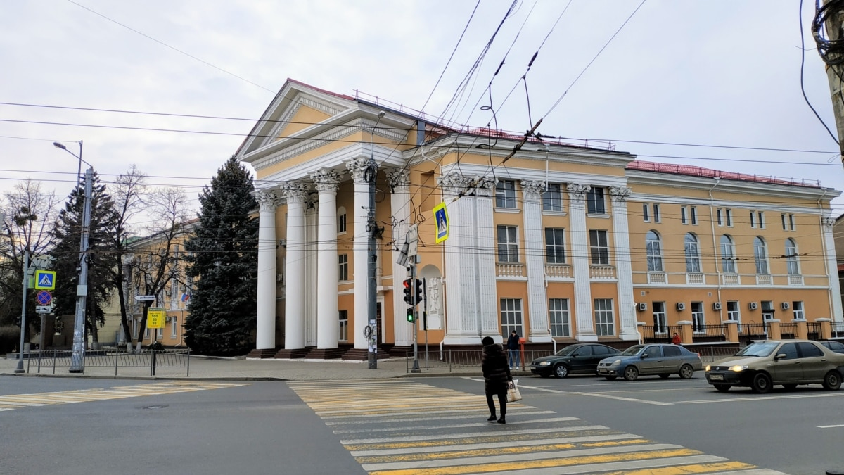 Россия вытесняет Украинская церковь из Крыма - представительство президента в АРК