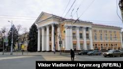 Кафедральний собор святих рівноапостольних Володимира і Ольги Православної церкви України в Сімферополі