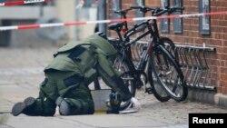 Disa zyrtarë të hetuesisë, pas dyshimeve pë mjet shpërthyes në Kopenhagë, vite më parë, foto nga arkivi