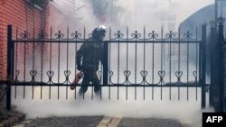 Нападение на консульство РФ во Львове 9 марта 2016 года