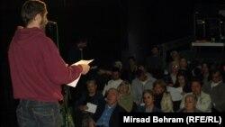 Plenum u Mostaru, 15. mart