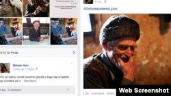 Фејсбук кампања за ослободување на старецот Љубе Митев кој е обвинет за убиство во нужна одбрана.