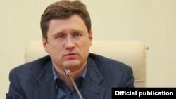 Ресей энергетика министрі Александр Новак.