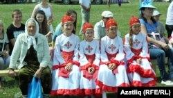 Тюркский фестиваль Urmay-Zalida в Чувашии