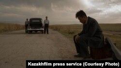 Фрагмент казахстанско-китайского фильма «Композитор».
