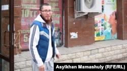 Талғат Сатов, Жезқазған қаласының тұрғыны. Жезқазған, 24 қазан 2013 жыл.