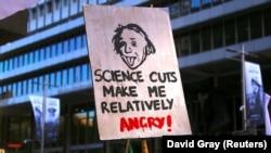 """Марш за науку"" в Сиднее (22 апреля 2017 года)"