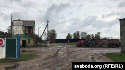 Машынны двор «Івацэвічы-агратэхсэрвіс», сельскагаспадарчы ўчастак Воля