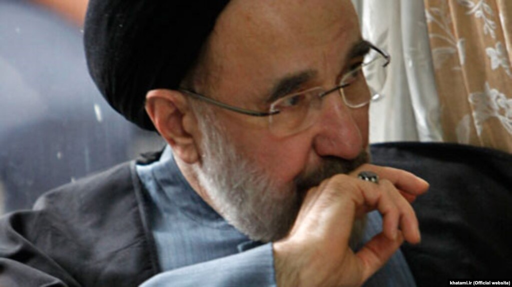 Iranian Authorities Bar Reformist Ex-President Khatami From Attending Meeting