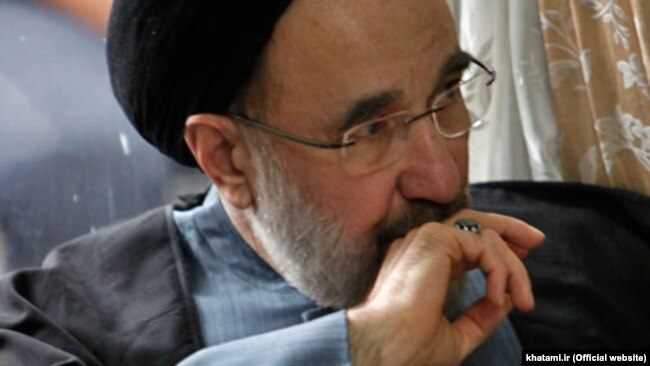 Former Iranian President Mohammad Khatami was a prominent Moderate