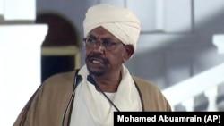 Омар аль-Башир в феврале 2019 года