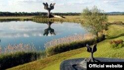 Jasenovac, spomen obilježje na mjestu ustaškog logora