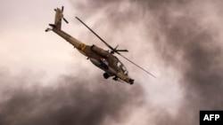 Вертолёт AH-64 Apache