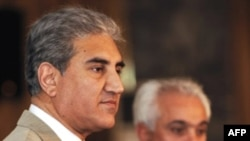 Pakistan's Qureshi called the report 'rubbish'