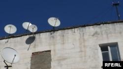 Antene parabolice la Chișinău