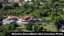 Mostarska vila Dragana Čovića