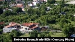 Zbog luksuzne vile porodice Čović preusmjerena rijeka