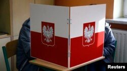 Polşada parlament seçkiləri