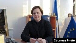 Joëlle Vachter, zv/shefe e EULEX-it