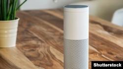 Домашній асистент White Amazon Echo Plus, Alexa